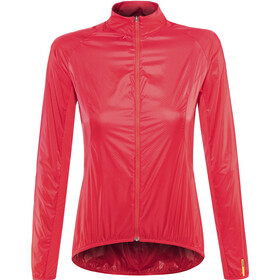 Mavic Sequence Wind Jacket Damen lollipop